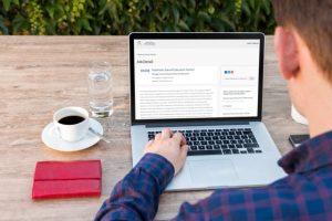online jobs advertisement